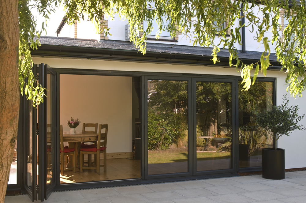 Bi Folding Doors Birmingham Solihull West Midlands