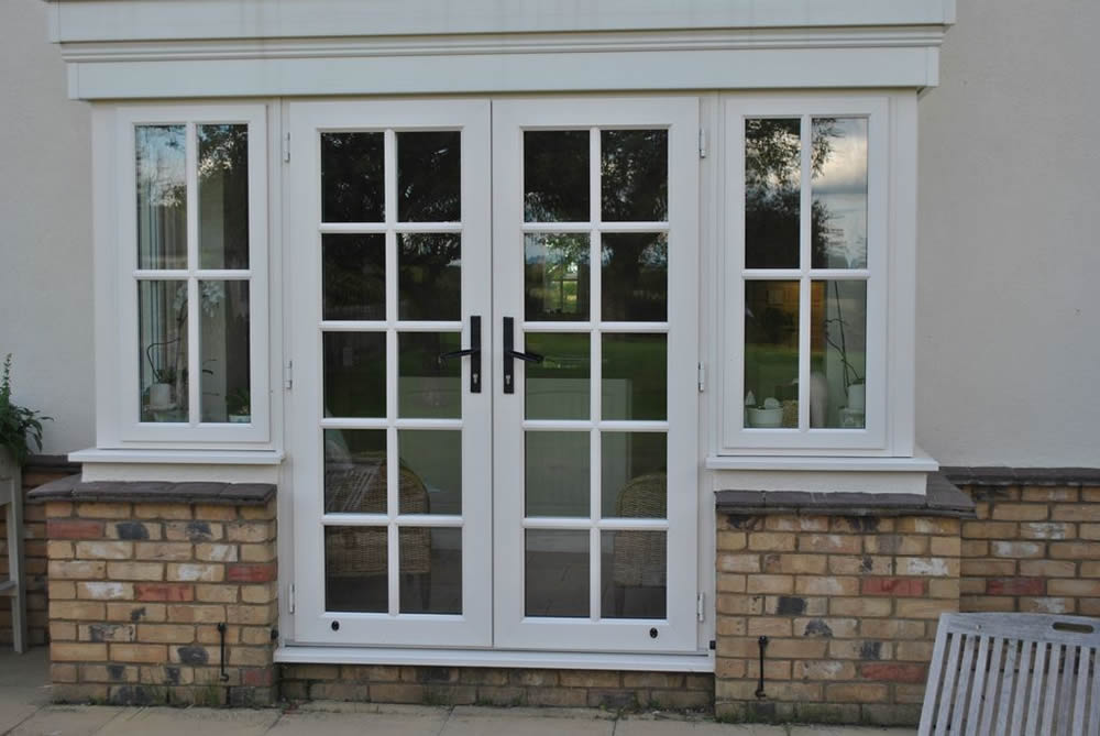 External french doors and frame exterior external upvc for External french doors and frame
