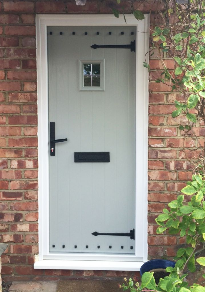 Composite Front Doors Birmingham Solihull West Midlands Framemaster
