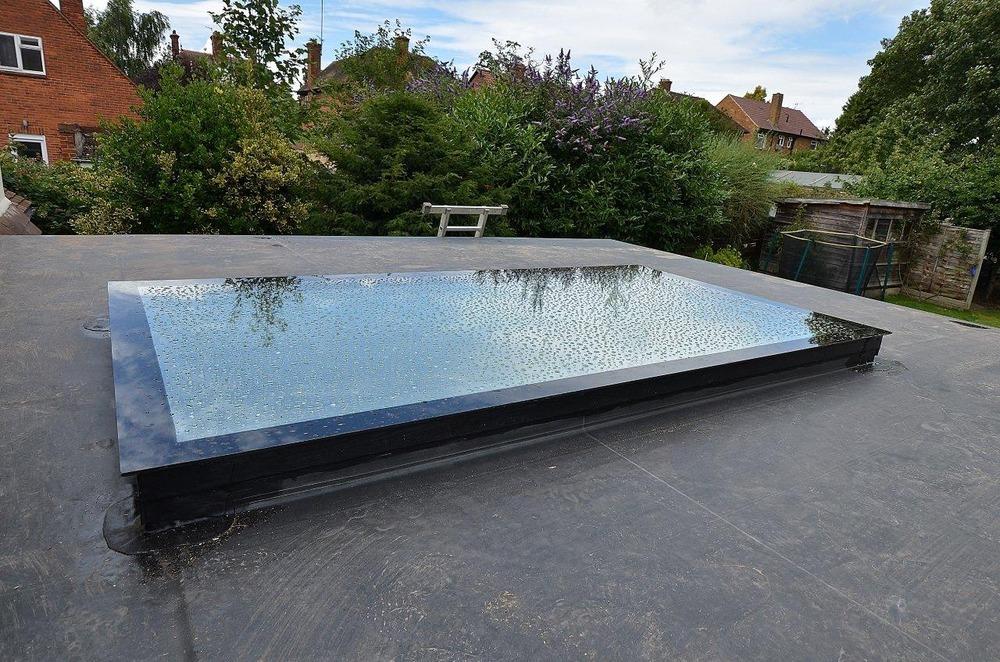 Flat Rooflights Amp Roof Windows Framemaster