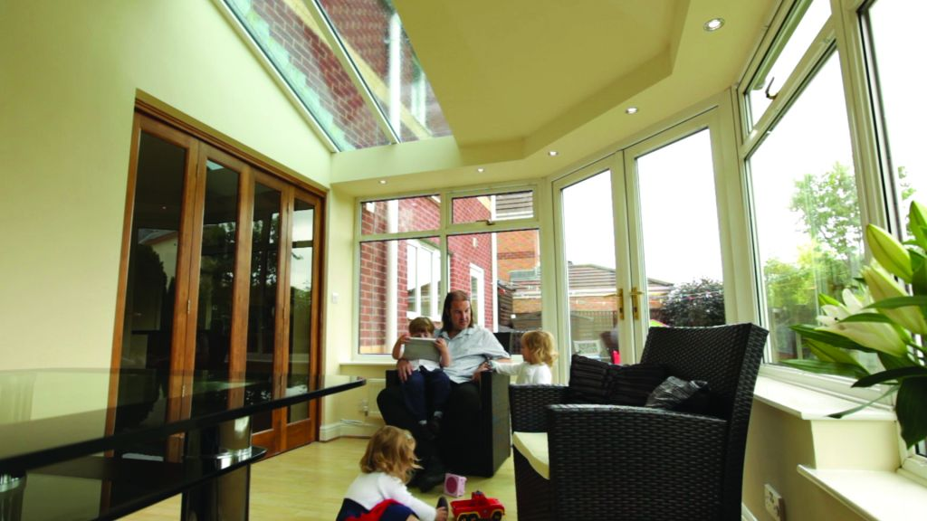 Conservatory Roof Replacement Home Improvements Framemaster